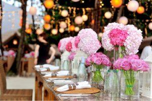 Beautiful Wedding - Beautify Portable Restrooms