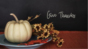 How To Give Back This Thanksgiving