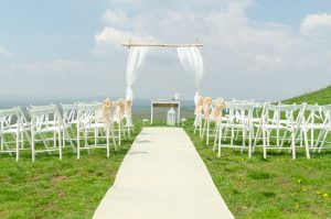 wedding portable rental tips